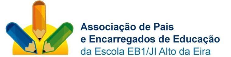 Associação de Pais e Encarregados de Educação da Escola EB1/JI Alto da Eira