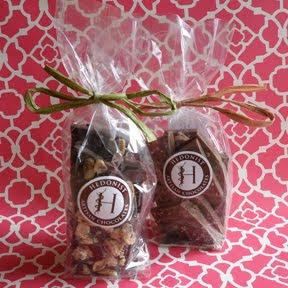 Hedonist Chocolate Bark
