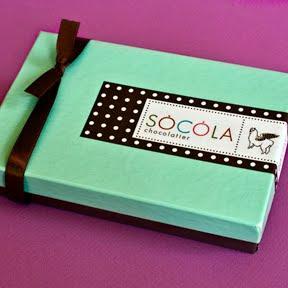 Socola Chocolatier Gift Box