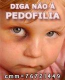 DIGA NAO A PEDOFILIA