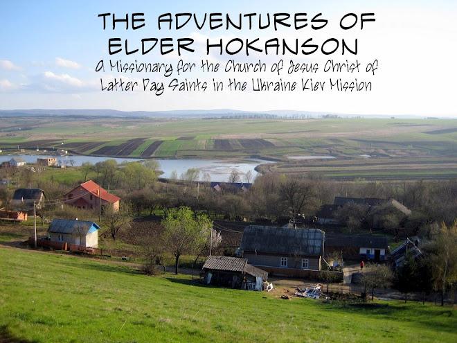 The Adventures of  Elder Hokanson