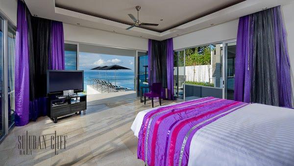 Purple Bedroom Suite l  фиолетовый спальни