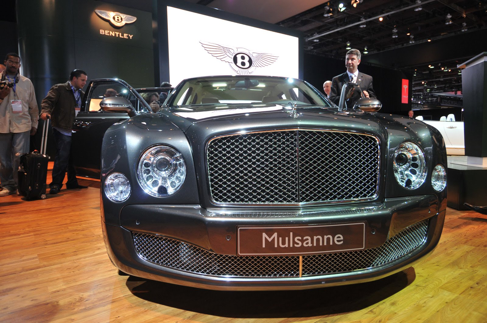 Bentley Motors Bentley Mulsane