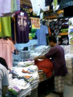 Cheap Shirts at Divisoria