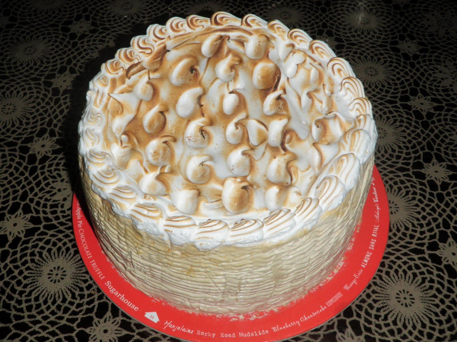 Pin Mocha Meringue Torte With Hazelnut Crumble Perfect ...