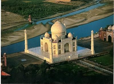 Interior Taj Mahal