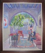 Rita's paintings
