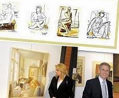 Ράνια και Γιώργος Νικολαΐδης