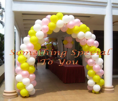 SOMETHING SPECIAL TO YOU Malaysia Wedding One Stop Shop Balloon Decorations Baby Fullmoon