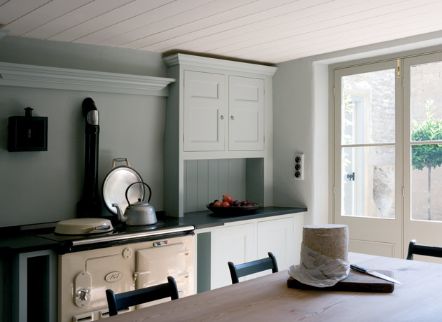 Modern country style kitchen makeover step 2 narrowing choices - Easy steps for a kitchen makeover ...
