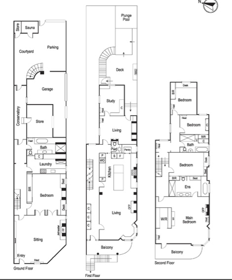Apartment Over The Garage Plans