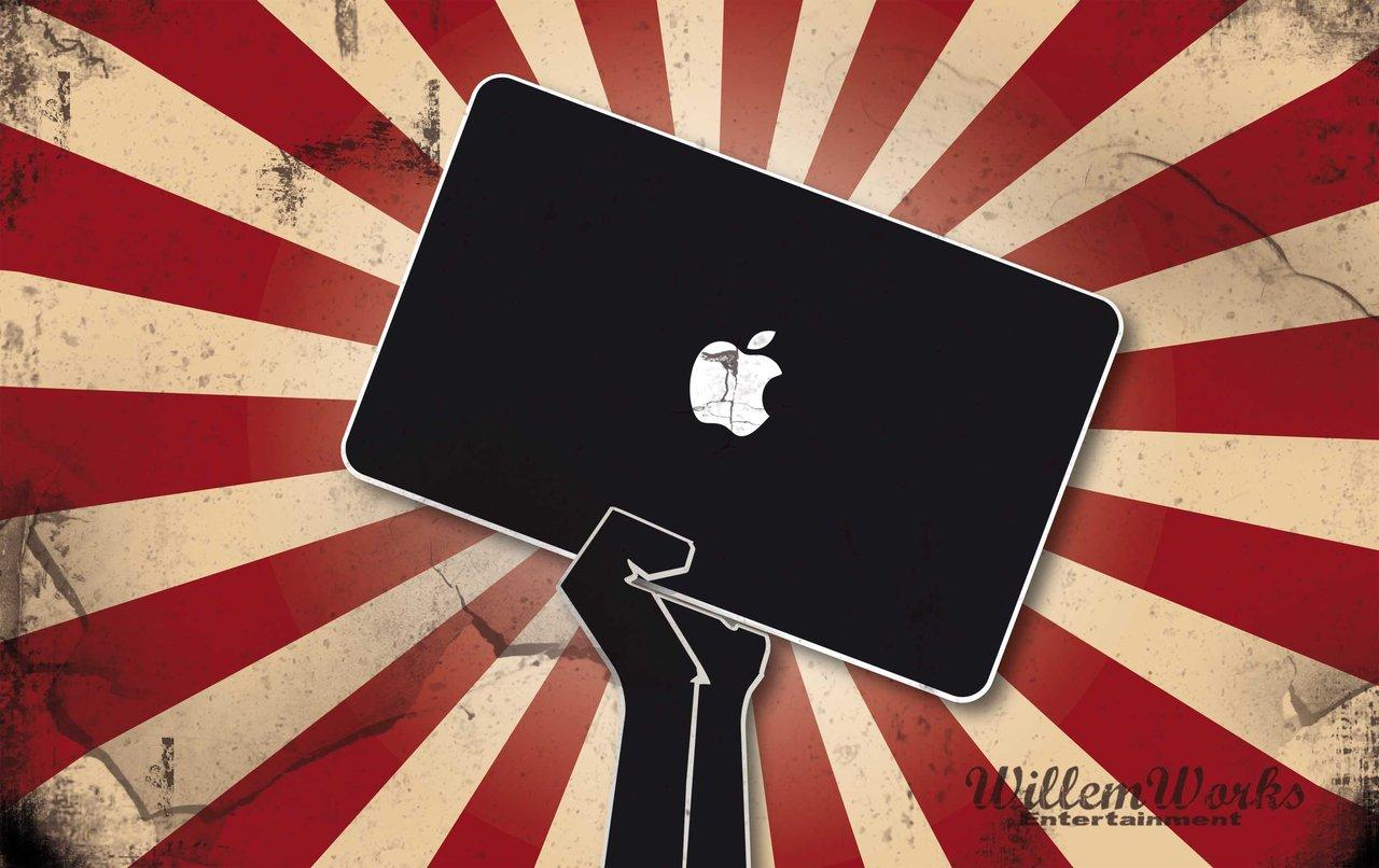 apple laptop wallpaper
