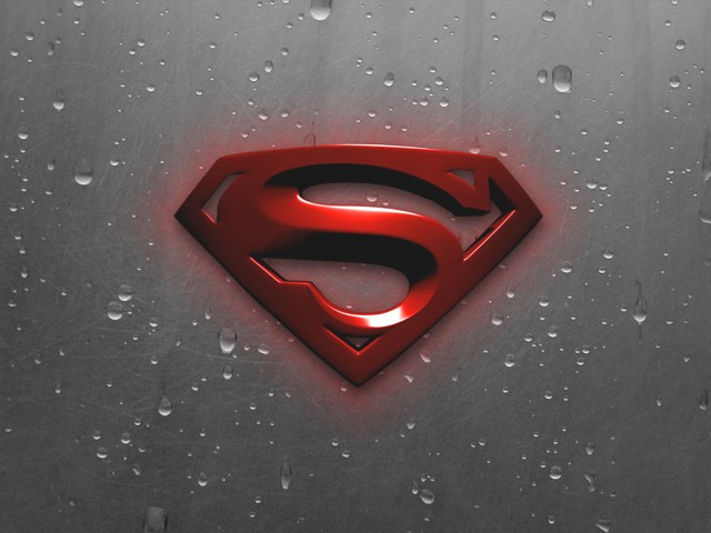 Superman symbol Wallpaper