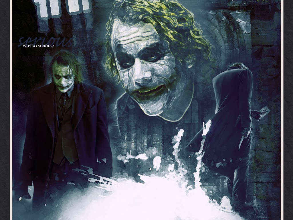 Why So Serious poster