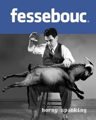 Anti Facebook Logo fessebouc