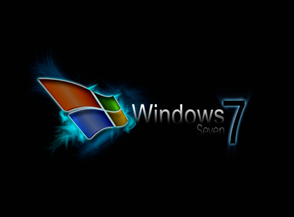Windows Wallpaper on Logo Wallpaper Collection  Windows Seven 7 Logo Wallpaper  Part 7