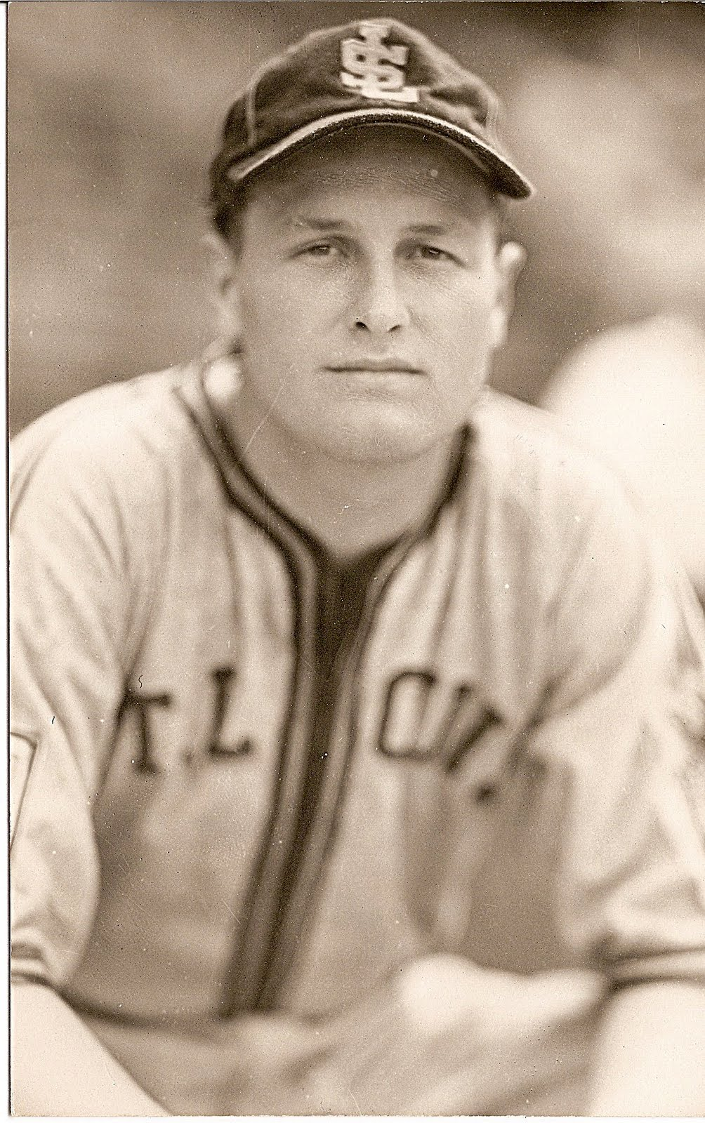 St Louis Browns Fanclub Former Browns Pitcher Jack Kramer