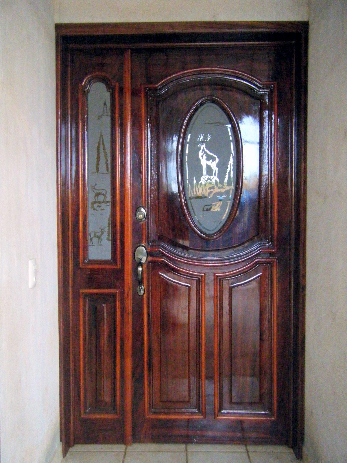 puntos basicos carpinteria puerta de acceso principal