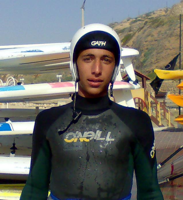 הנערים: גלישת רוח בתל-אביב: סטורם ריידר 2010