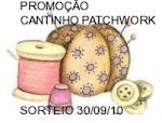 Sorteio Cantinho de Patchwork