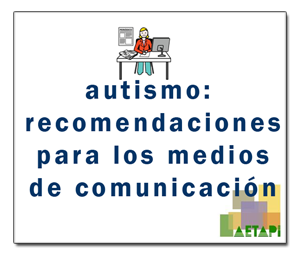 Como Hablar y Escribir Sobre Autismo