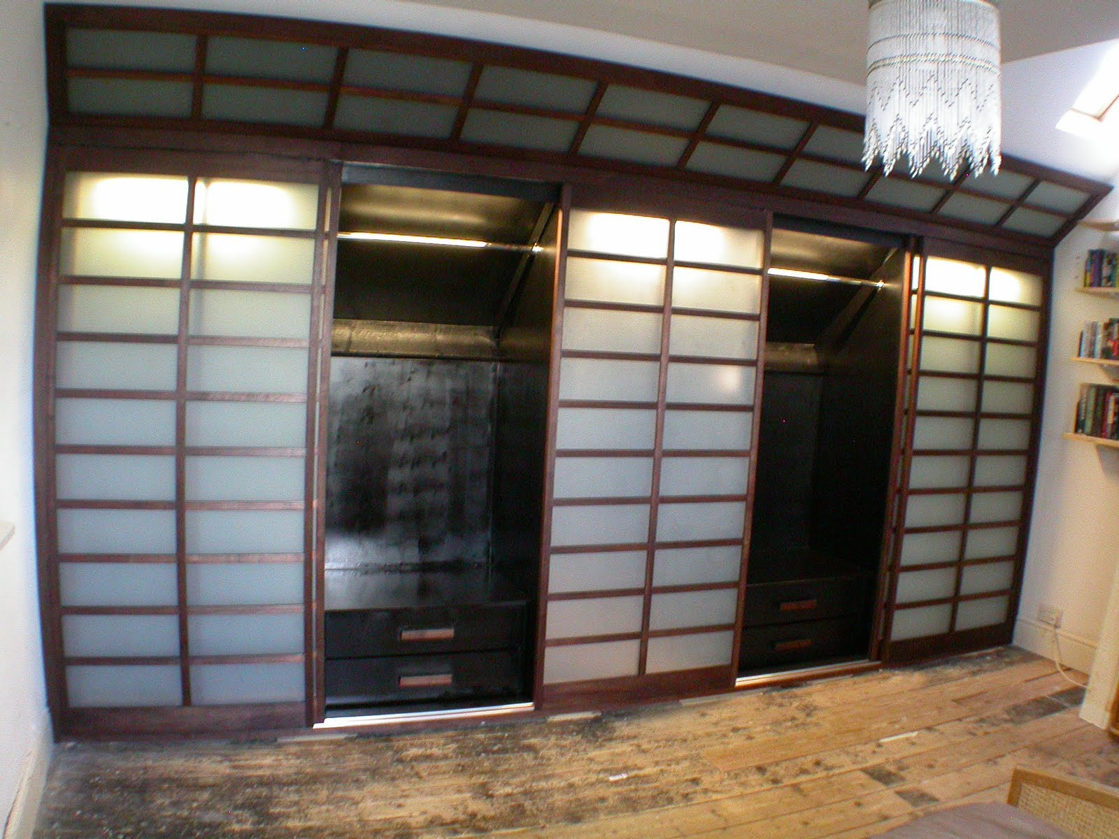 Jon lindup japanese wardrobes for Furniture repair tokyo