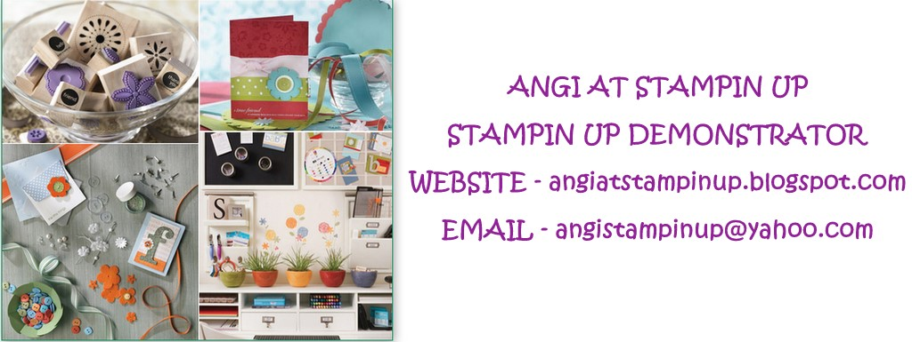 Angi At Stampin Up