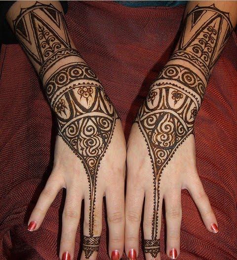 Tribal Henna Tattoo Temporary Tattoos Tattoo Tattoo