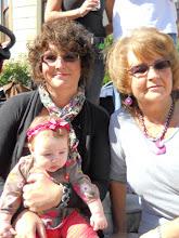 Mom, Baby Hadlye & I