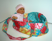 Doll Carrier & Quilt