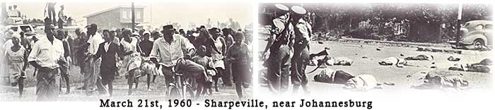 Sharpeville March 21, 1960