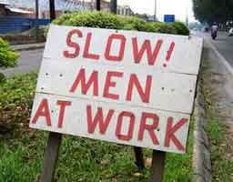 Hombres lentos title=