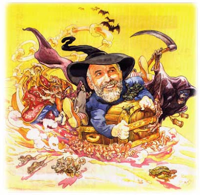 Terry Pratchett's world
