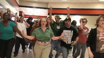 Teachers Lip Dub