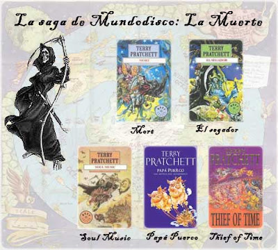 The Death novels