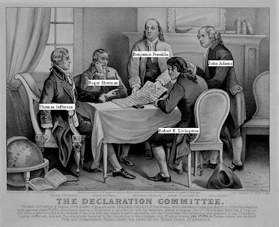 The Declaration Committee