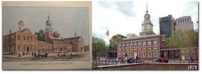 Independence Hall 1776 - 1979