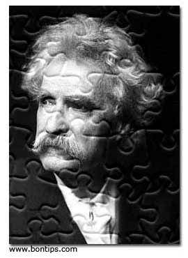 Mark Twain 1900