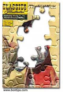 Book cover puzzle clue3