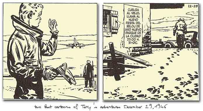 last cartoons Dec 29, 1946