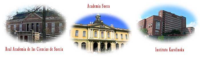 Academias suecas