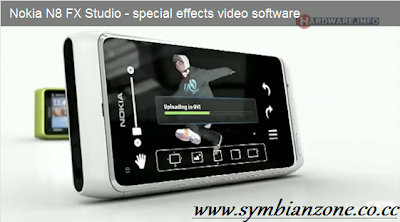 Studio FX for Nokia N8