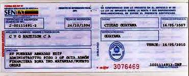 REGISTRO DE IDENTIFICACIÓN FISCAL