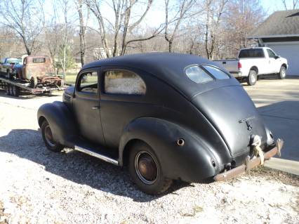 Not just another rusty ride rat rod project 1938 ford 2 for 1938 ford deluxe 2 door sedan
