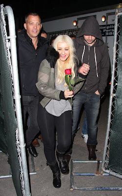 Christina Aguilera, Matthew Rutler, Entertainment