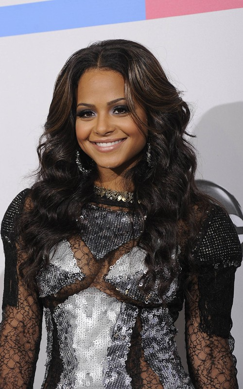 Christina Milian , American Music Awards, Entertainment