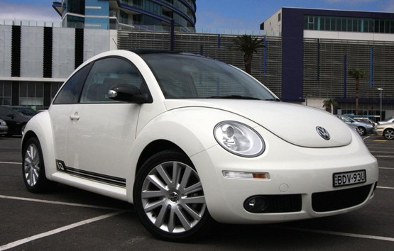 Volkswagen Beetle 2012 Models. the 2012 VW Beetle with a