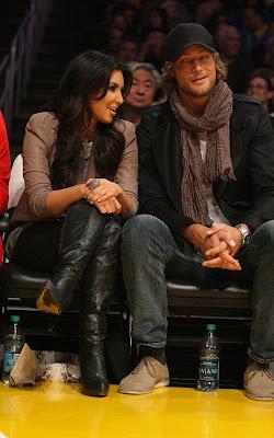 Kim Kardashian , Gabriel Aubry , Celebrity Gossip