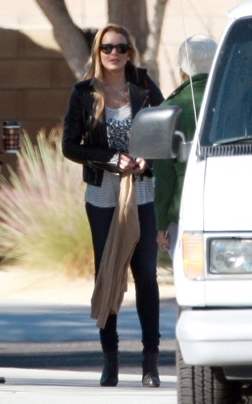 Lindsay Lohan , Celebrity Gossip