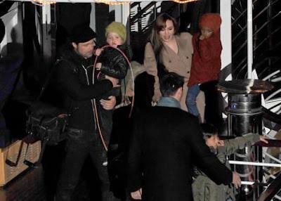 Jolie-Pitt Family, Entertainment